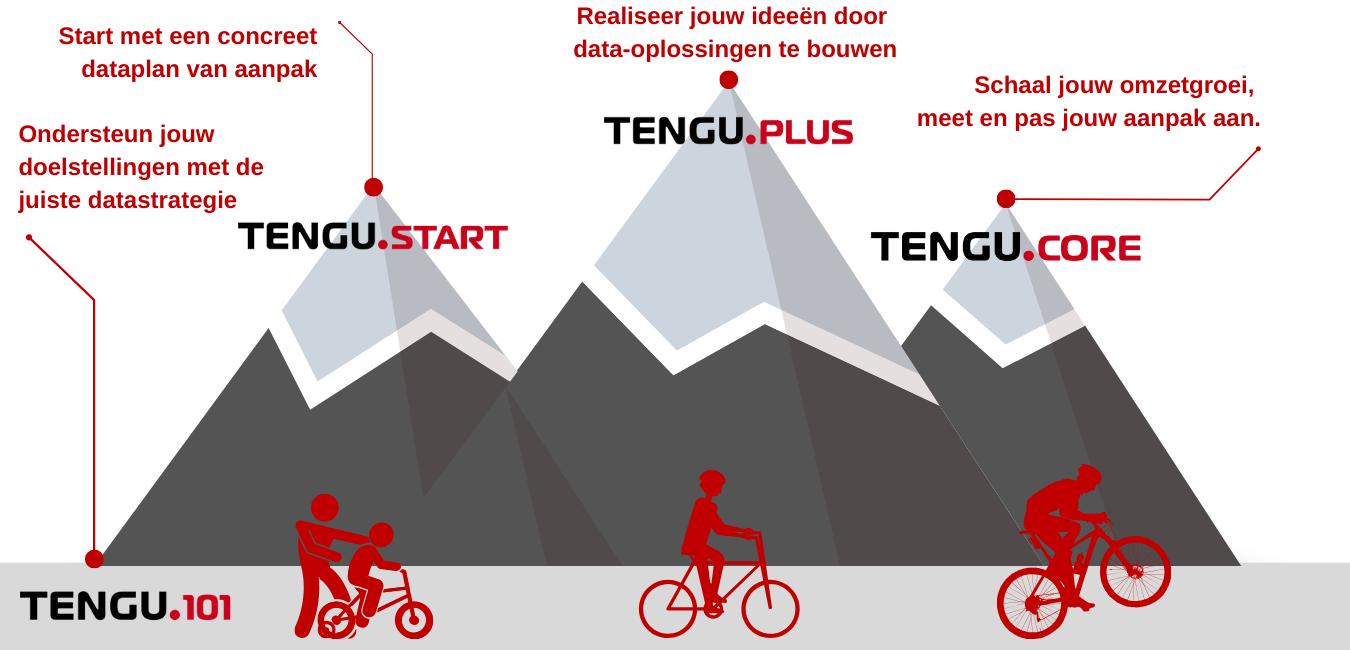 Product aanbod Tengu