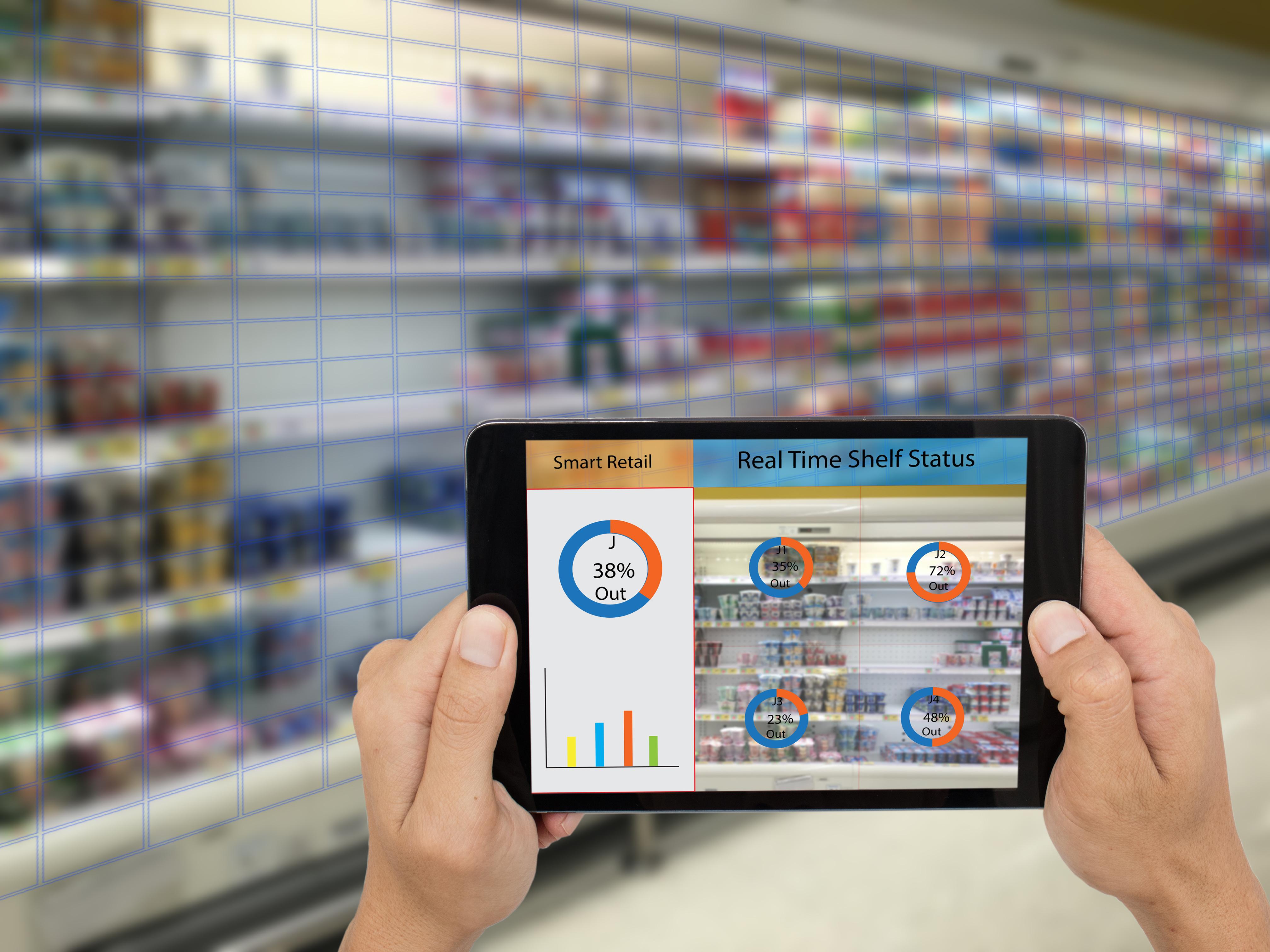 Smart retail - Hoe dataops aanpak retail efficiënter maakt