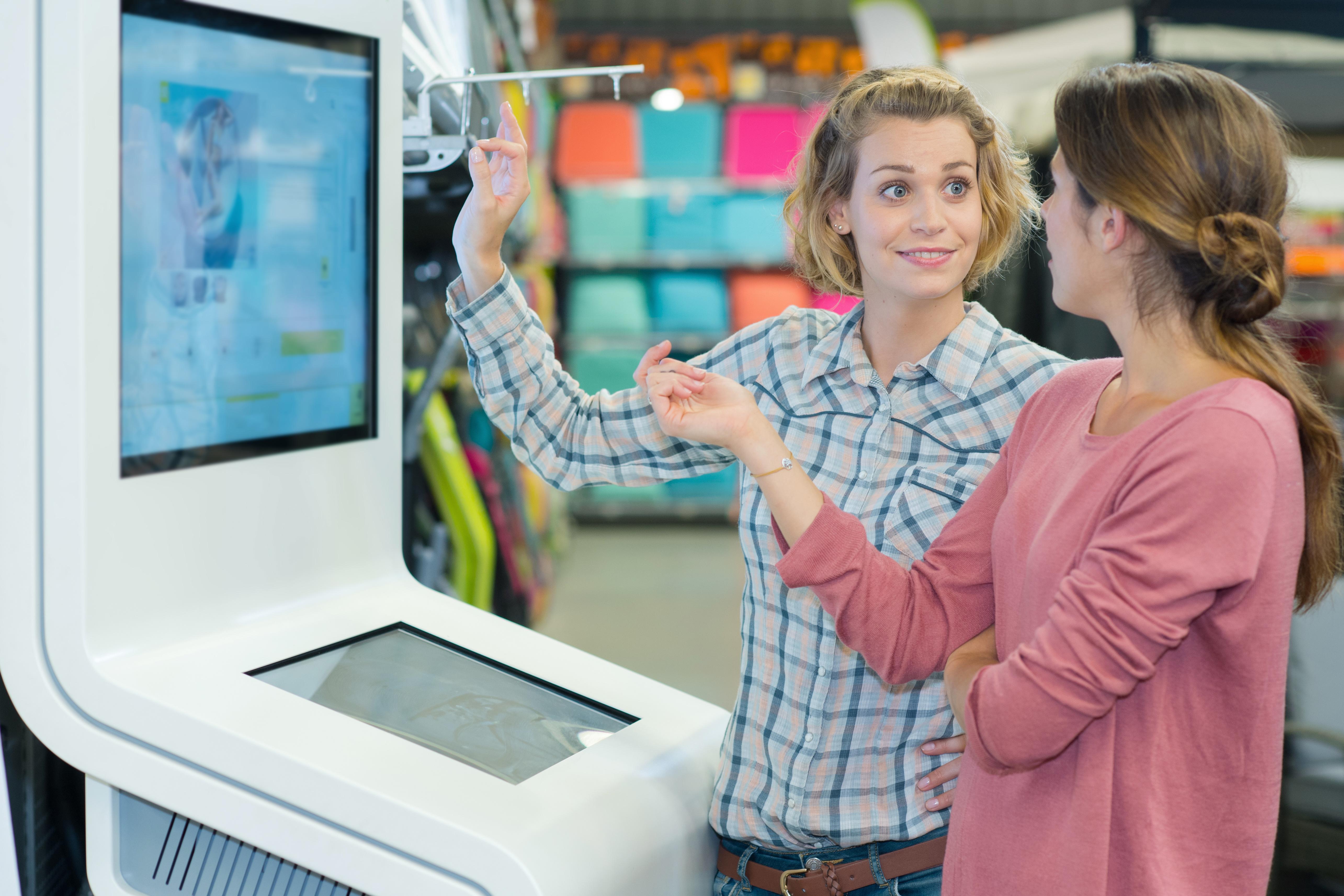 Smart shop displays - Hoe data helpt met het aangaan van uitdagingen van retail